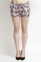 Oxolloxo Printed Women's Basic Shorts