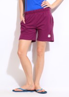 SDL by Sweet Dreams Solid Women's Shorts