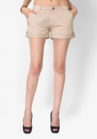 Tarama Solid Women's Basic Shorts