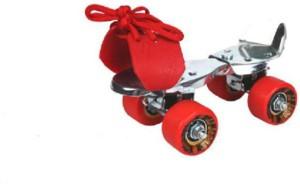 fa70e28ea5 JJ Jonex DASHING DELUXE SHOCKER BABY Quad Roller Skates - Size 1-2 UK