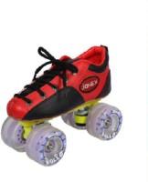 27cd2ea728 JJ Jonex SUPERIOR QUALITY SHOE Quad Roller Skates - Size 9 UK