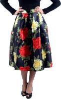 Envy Printed Women's Regular Skirt