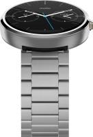 Motorola Moto 360 Smartwatch Silver