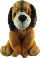 Tabby Inocent Face Dog - BRN - 26 inch Brown