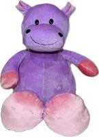 Soft Buddies Friendly Animals - Purple - 14 inch Purple