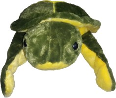 Galaxy Store Multicolor Turtle - 18 inch Green, Yellow