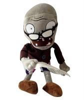 Gift Island Grey Zombie - 20 cm Grey