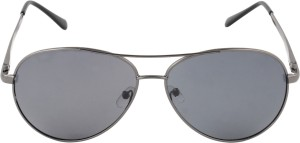 David Martin Aviator Sunglasses