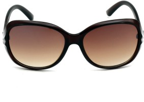 Eyeland Oval Sunglasses