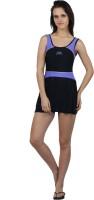 Aquamagica Scoop Neck Sleeveless Swimsuit Solid Women's