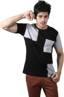 Spur Self Design Men's Round Neck T-Shirt