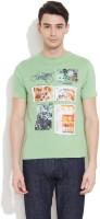 Inmark Printed Men's Round Neck T-Shirt