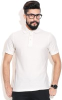 Jura Polo Solid Men's Polo Neck T-Shirt