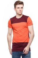 Fasnoya Solid Men's Round Neck T-Shirt