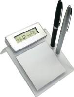 Power Plus A24 Digital Clock Clock Silver