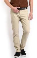 HRX Regular Fit Men's Trousers