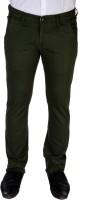 Jargon Slim Fit Men's Trousers