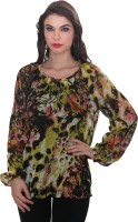 Ten On Ten Printed Women's Tunic
