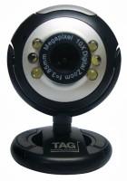 TAG 16 MP Web Webcam Silver