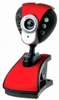 TAG 20 MP Web Webcam Red