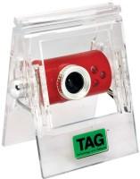 TAG 8 MP Camera Webcam Red