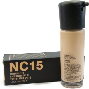 MAC me NC15 Matchmaster Foundation SPF15 foundation Foundation - Price in India, Buy MAC me NC15 Matchmaster Foundation SPF15 foundation Foundation Online In India, Reviews, Ratings & Features | Flipkart.com