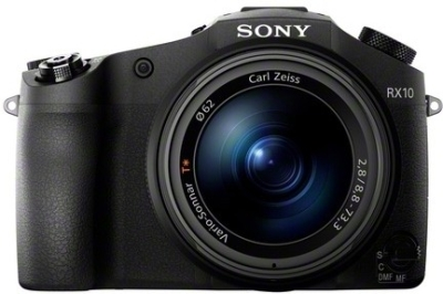 Sony DSC-RX10 Point & Shoot Camera (Black)