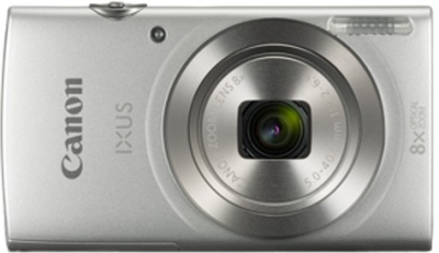 Canon IXUS 175 Point & Shoot Camera (Silver)