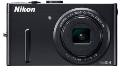 Nikon Coolpix P300 Point & Shoot Camera (Black)