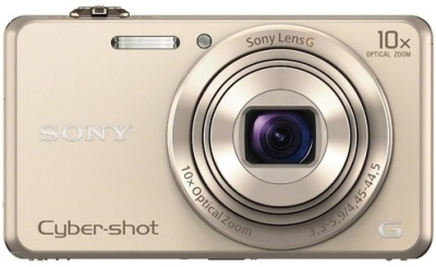 Sony Cyber-shot DSC-WX220/NC E32 Point & Shoot Camera