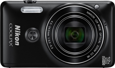 Nikon Coolpix S6900 Point & Shoot Camera
