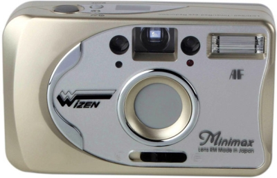 Pixtek Minimax Point & Shoot Camera (Gold)