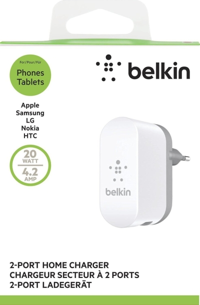 belkin 4.1 amp Turbo Car Charger
