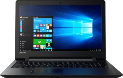 Lenovo Ideapad 100 (80TJ00D2IH) Notebook (APU Quad A6/4 GB/500 GB/Win 10/15.6