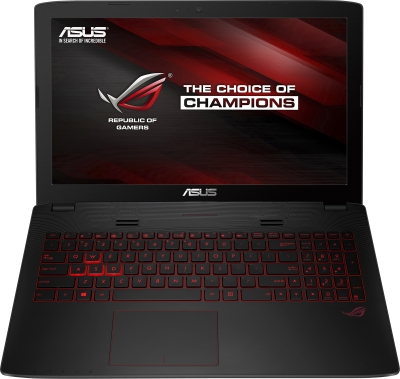 Asus ROG GL552VX-DM261T (0NB0AW1-M03150) Notebook (i7/8 GB/1 TB/Win/15.6