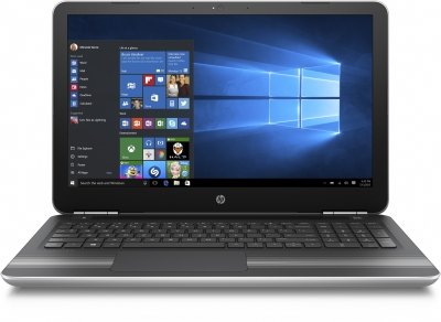 HP Pavilion  15-au006TX (W6T19PA) Notebook (i5/8 GB/1 TB/Win 10/15.6
