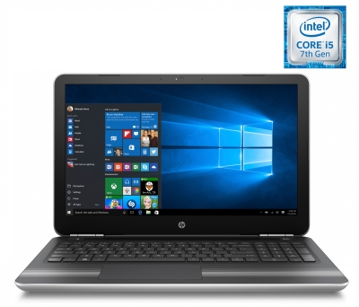 HP Pavilion 15-au114TX (Y4F77PA) Notebook (i5/8 GB/1 TB/Win/15.6
