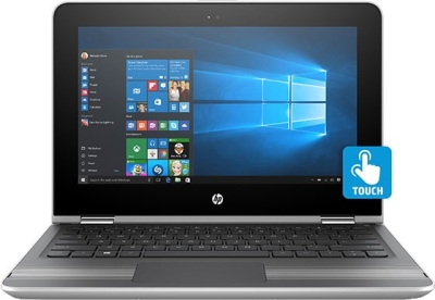 HP Pavilion 11-U005TU (W0J55PA) 2 in 1 Laptop (i3/4 GB/1 TB/Win 10/11.6