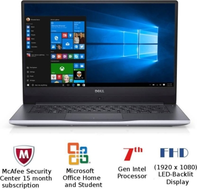 Dell Inspiron 7000 (Z561502SIN9G) Notebook (i5/8 GB/1 TB/Win/15.6)