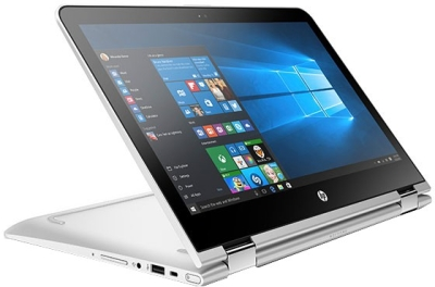 HP Pavilion x360 13–u005TU (W0J51PA) 2 in 1 Laptop (i5/4 GB/1 TB/Win 10/13.3