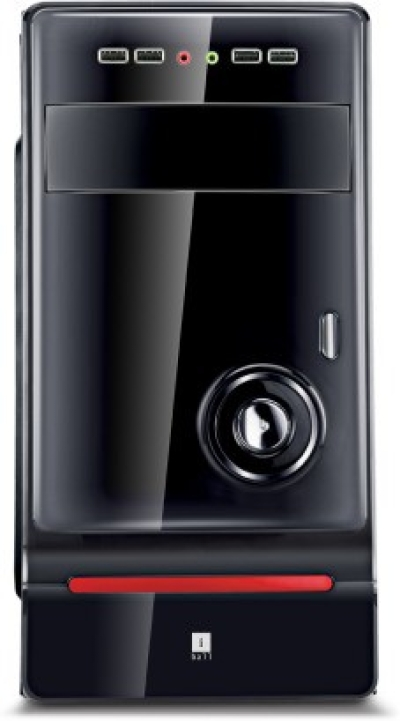 Iball Assemble Microtower  Desktop (Dual Core/4 GB/1 TB/2 GB Graphics)