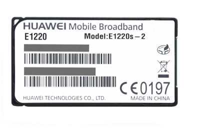 Huawei E1220S-2 3G UltraStick for Notion Ink Cain 2 in 1 Data Card