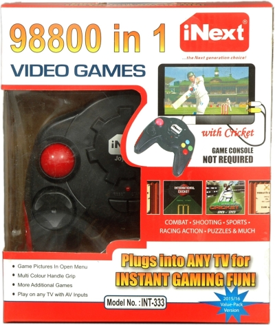 iNext INT-333 1 GB with 98800 Games Included