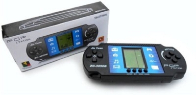 Buds N Blossoms ZC-3050B with Brain Training brick Game
