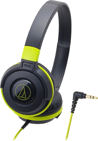 Audio Technica ATH-S100 BGR On-the-ear Headphones