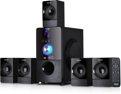 Truvison Multimedia System with Bluetooth 5.1 Home Theatre System (SE-5075BT)