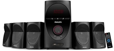 Philips 5.1 Home Theatre System (SPA7000B)