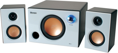 Swans 2.1 Home Theatre System (M10-WH)