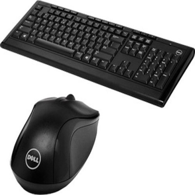 Dell KM113 Wireless Laptop Keyboard & Mouse Combo