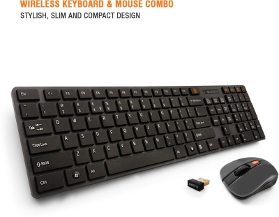 Amkette Optimus Wireless Laptop Keyboard